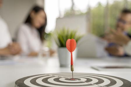 dart port to center of target like success business.