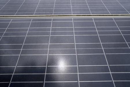 Solar cell , clean energy concept.