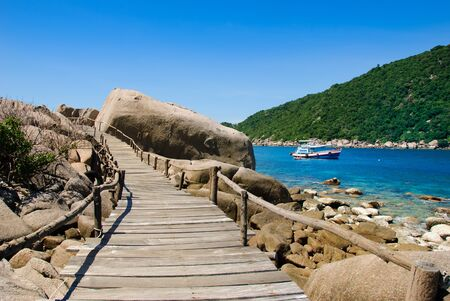 Koh nanyuan the best of travel place in thailand