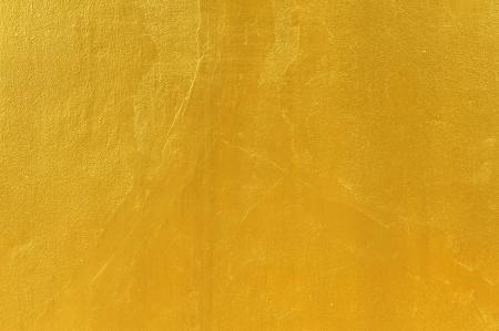 fine gold: golden cement texture background