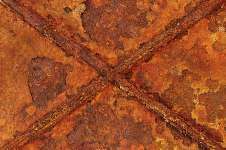 Abstract rusty metal Stock Photo - 16677461