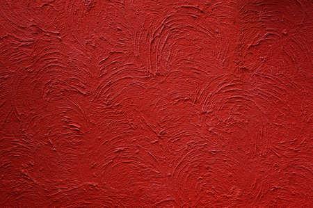 Grunge red background texture.