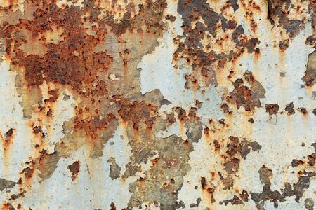 Old rust surface background and texture Stock Photo