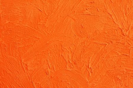 orange cement  background