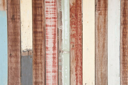 VINTAGE WOOD BACKGROUND Stock Photo