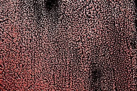 red grunge metal background
