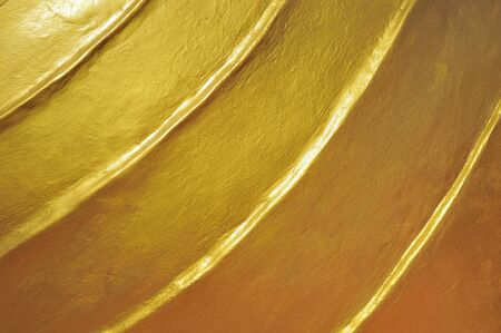 rhomb: golden concrete texture