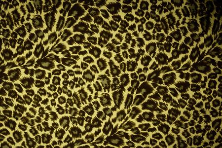 pelt: Leopard skin pattern texture Stock Photo