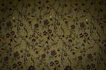 paint texture: pattern of small flowers in the style of Provence background