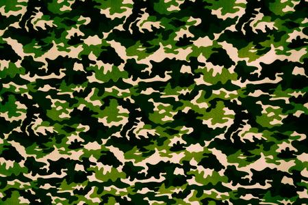 camoflage: Military fabric pattern
