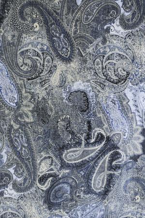 disegni cachemire: consistenza di fiori d'epoca tessuto stampa a righe e paisley per lo sfondo