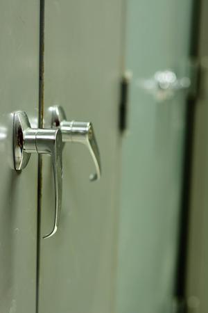 handles: Steel cabinet handles