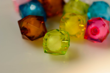 colorful beads: Colorful beads
