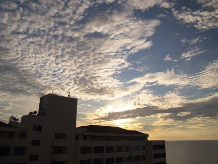 One morning in Pattaya, Thailand