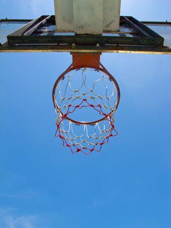 a basketball Stock Photo