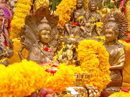 A dob ceremónia szent istenek hindu.