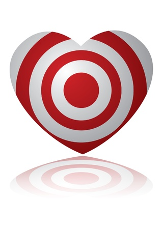 target No1 Stock Vector - 17289803