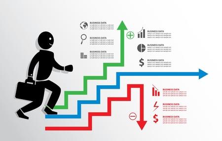 Keep walking in business