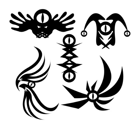 tatto: tatto design in devil