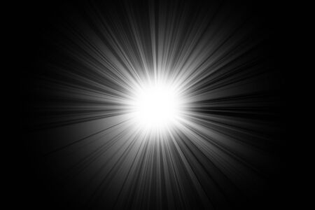 sola: Abstract  lighting flare background Stock Photo