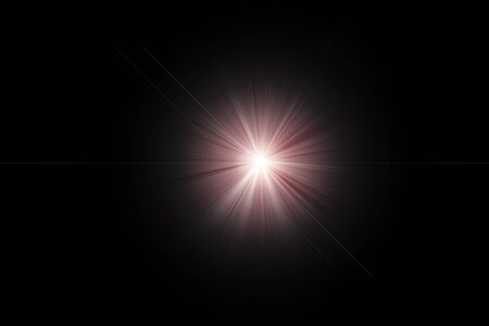 flare: Abstract  lighting flare background Stock Photo