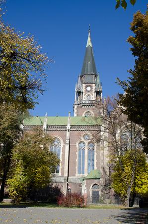 elisabeth: Catholic church of St. Elisabeth, Church of St. Olha and Elizabeth