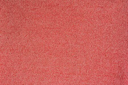 Red melange seamless fabric texture.