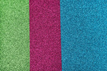 Multicolored textural backgrounds with sparkles. Festive background for design