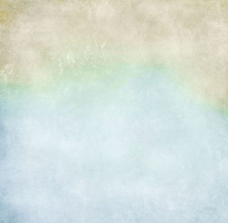 blue and green: Earthy gradient background image and design element Stock Photo
