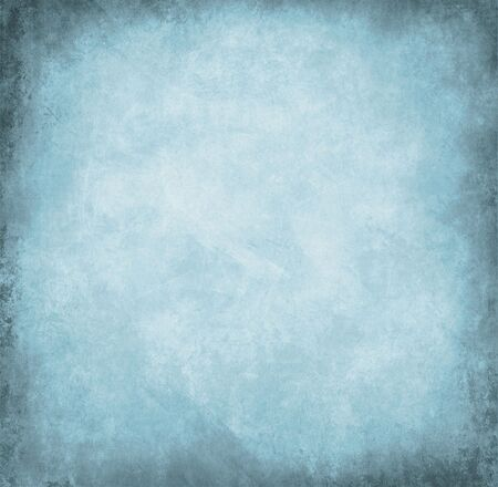 scratches: Grunge abstract blue background Stock Photo
