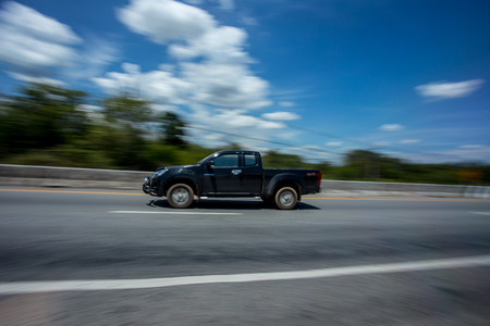 pick up truck: pickup truck