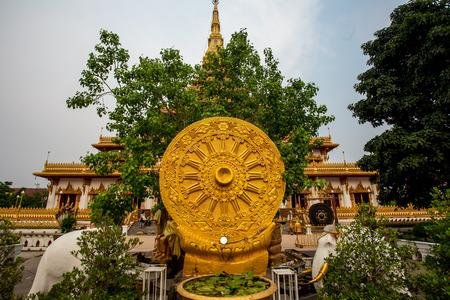 dhamma: Wat Nonog Waeng Stock Photo
