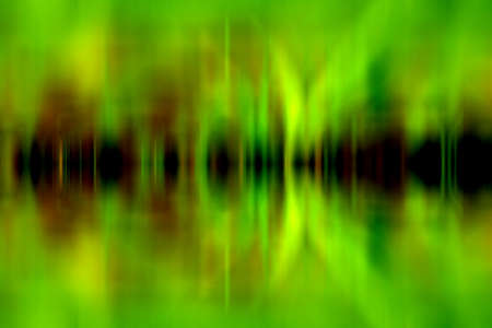 green background: Abstract green wave background Stock Photo