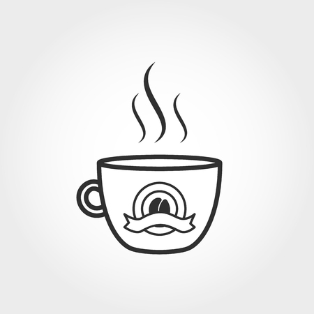 aroma: The icon of a cup of coffee