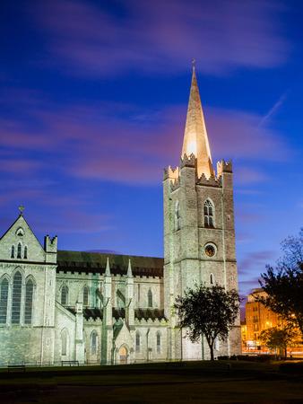 dublin ireland: St  Patrick s Cathedral, Dublin