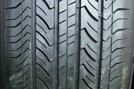 Car Tire texture photo