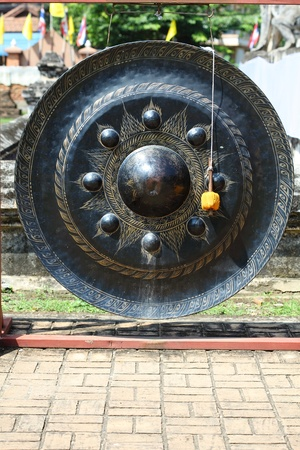 exotic gleam: Thai old gong