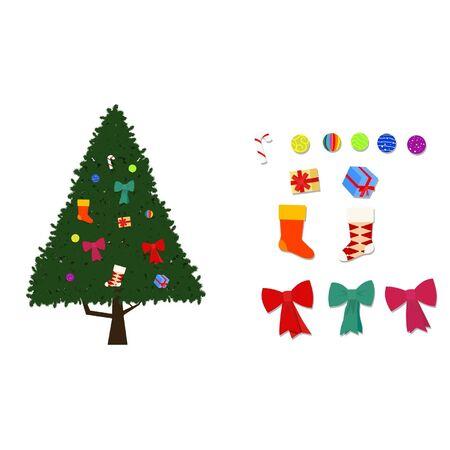 christmas tree Stock Vector - 17022970