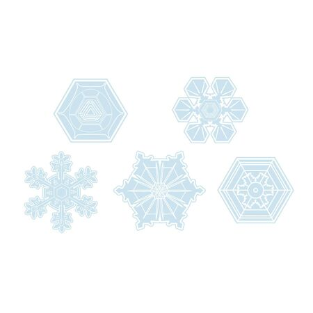 Snowflake Stock Vector - 17022969