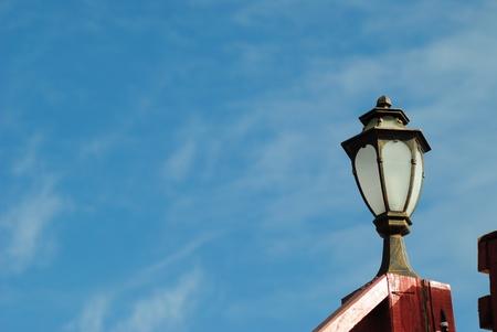 lamp outdoor Stock Photo - 12114669