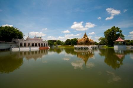 bang pa in palace Stock Photo - 13744948