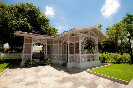 Royal summer residence Bang Pa In, Thailand