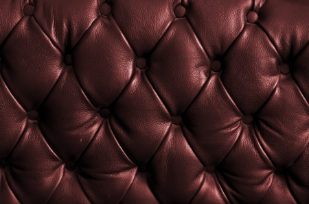 Stock Photo  Luxury red leather close-up background Stock Photo - 13964404