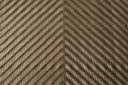 Wicker wall detailed background pattern Stock Photo - 13964408