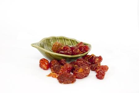 mini oven: sweet dry tomato