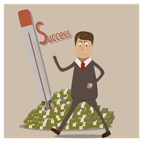 business man Stock Vector - 17311808