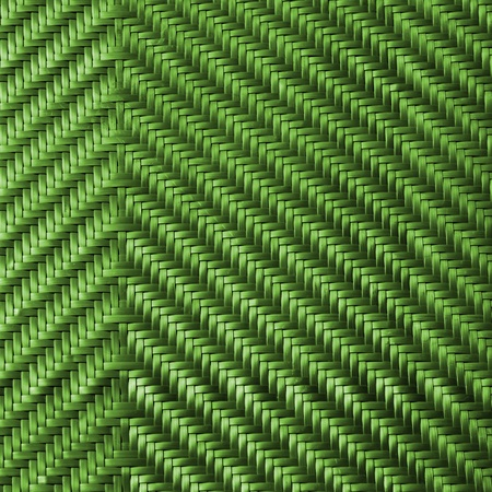 Wicker wall detailed background pattern  Stock Photo - 18539283