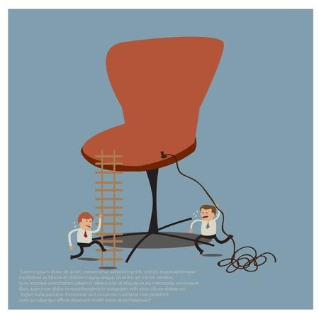 business idea Иллюстрация