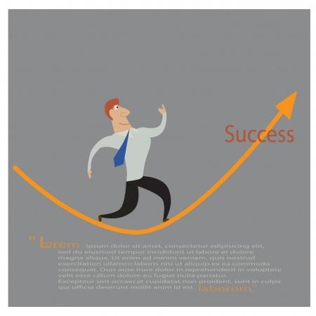 Businessman Stock Vector - 20776653