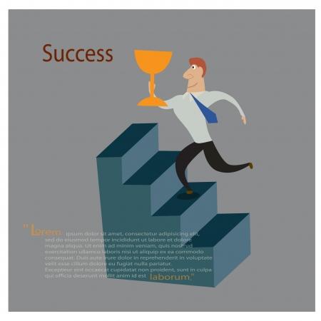 Businessman Stock Vector - 20776655